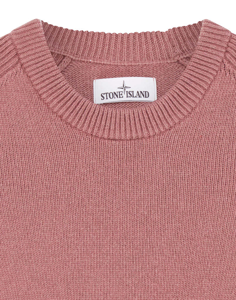 552A3 Crew Neck Knit in Rose Quartz