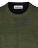 571A8 FAST DYE + AIR BRUSH Knit in Olive