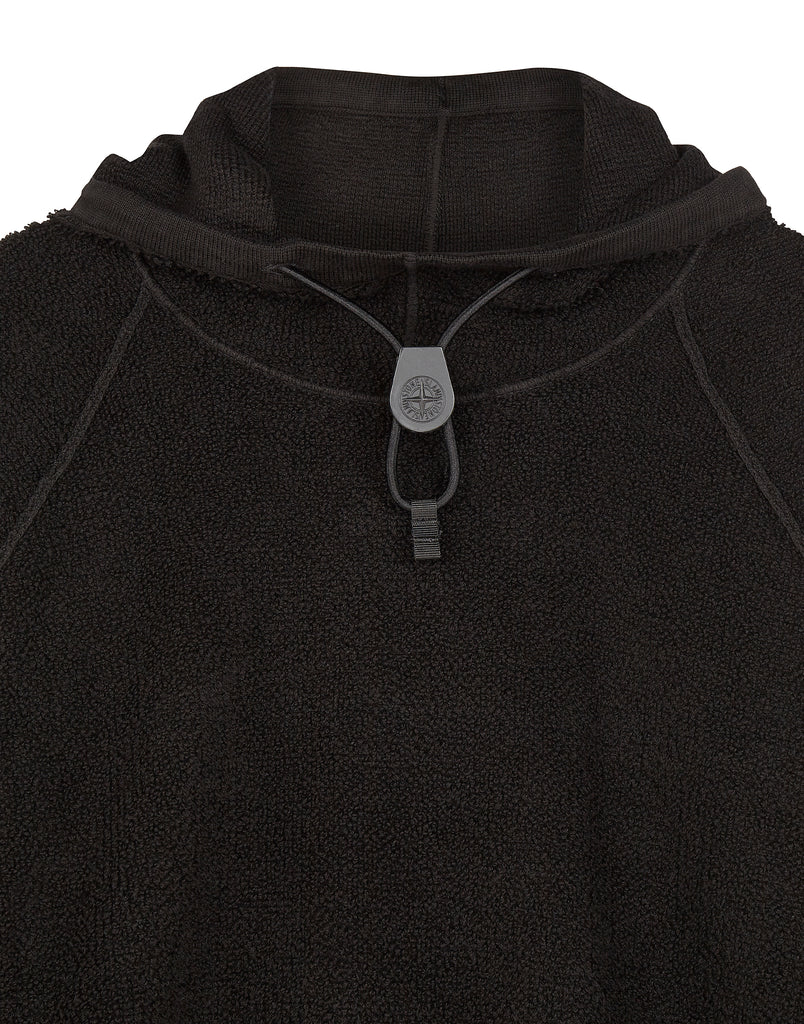 591C5 Hooded Knit in Black