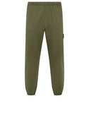 60543 Fleece Trousers in Olive
