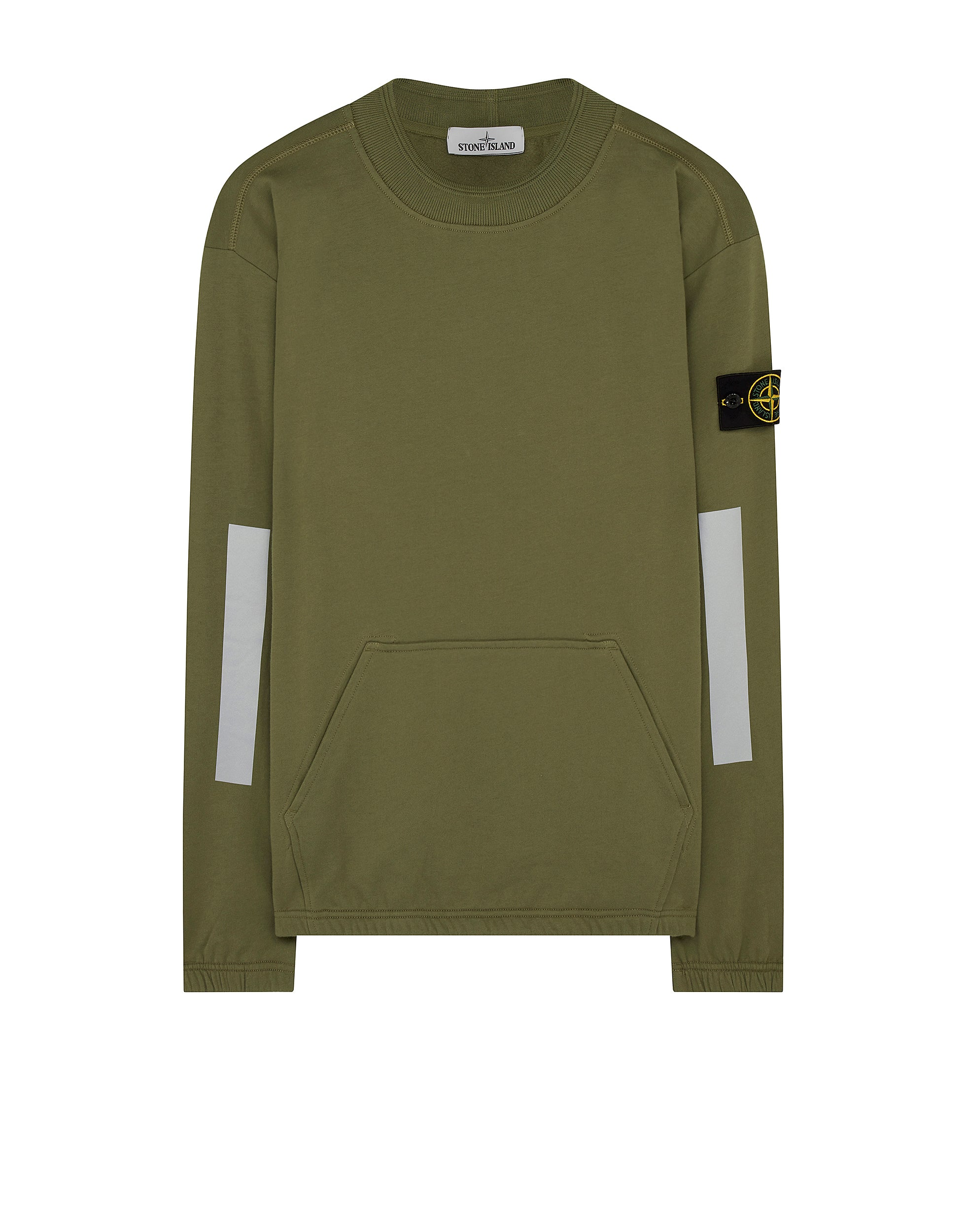 60643 Sweatshirt in Olive