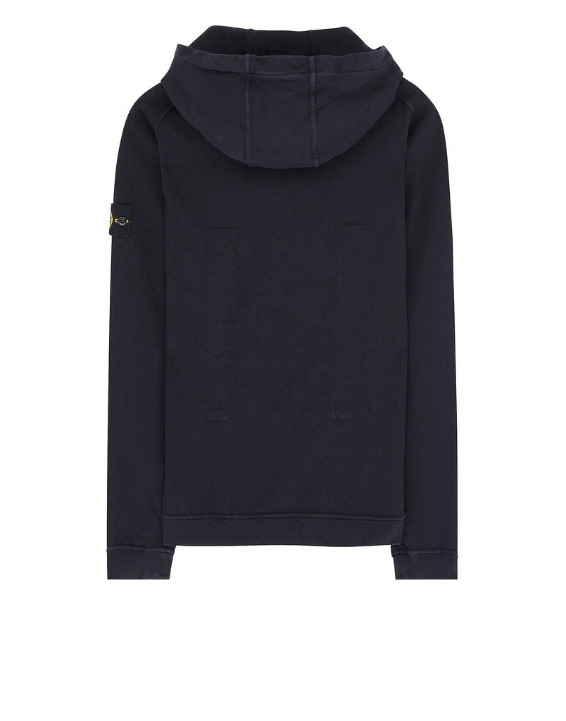 61961 T.CO+OLD Hooded Sweatshirt in Navy Blue