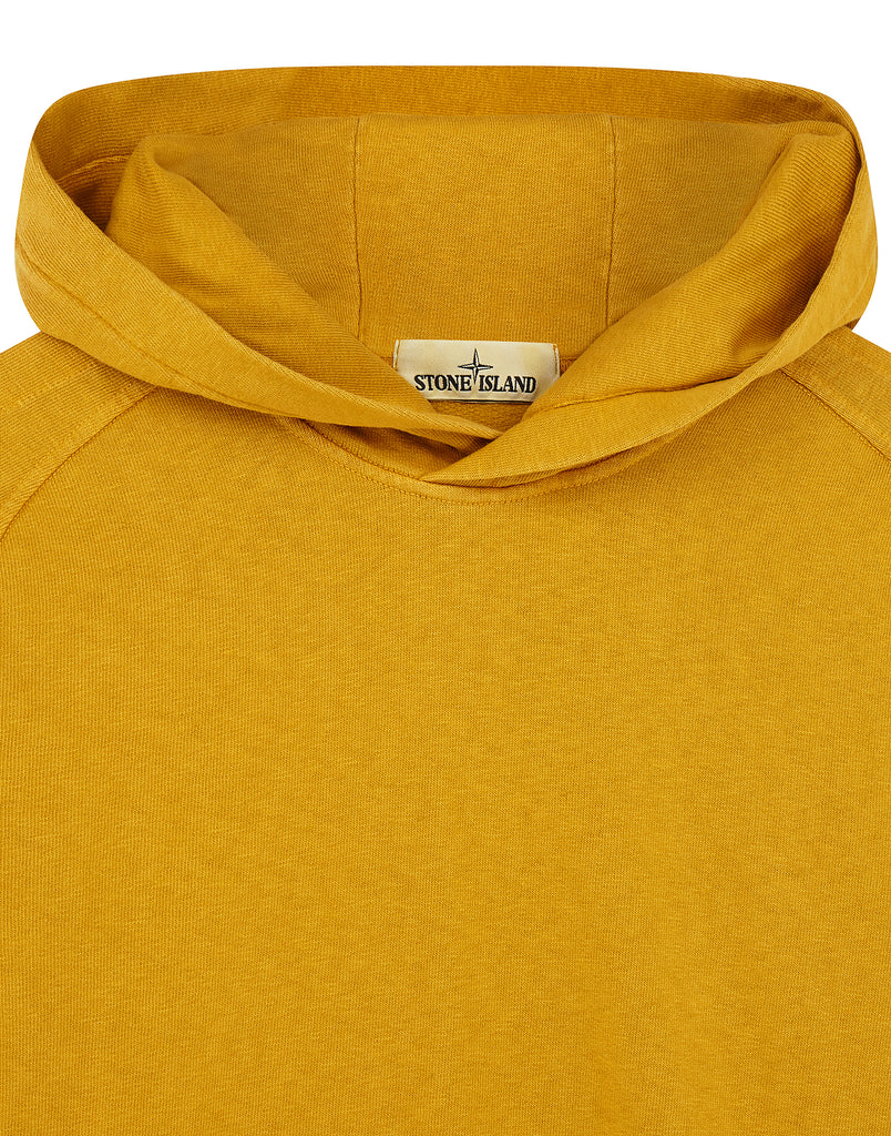 61961 T.CO+OLD Hooded Sweatshirt in Mustard