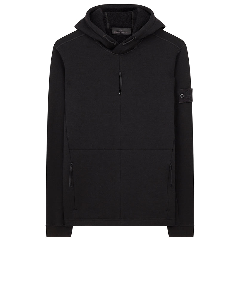 625F3 GHOST PIECE Sweatshirt in Black