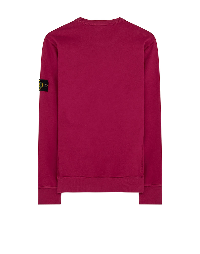 62720 Crewneck Sweatshirt in Cherry