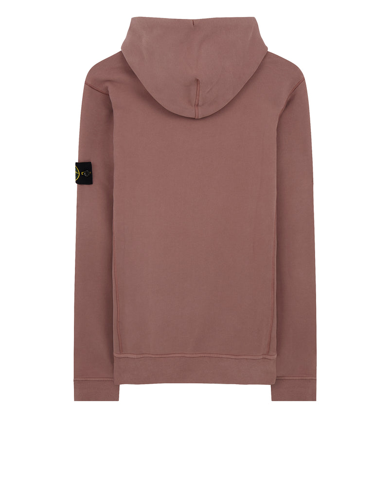 62820 Hooded Sweatshirt in Rose Quartz