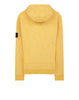 63337 Hooded Sweatshirt in Mustard
