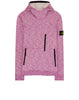 63337 Hooded Sweatshirt in Purple