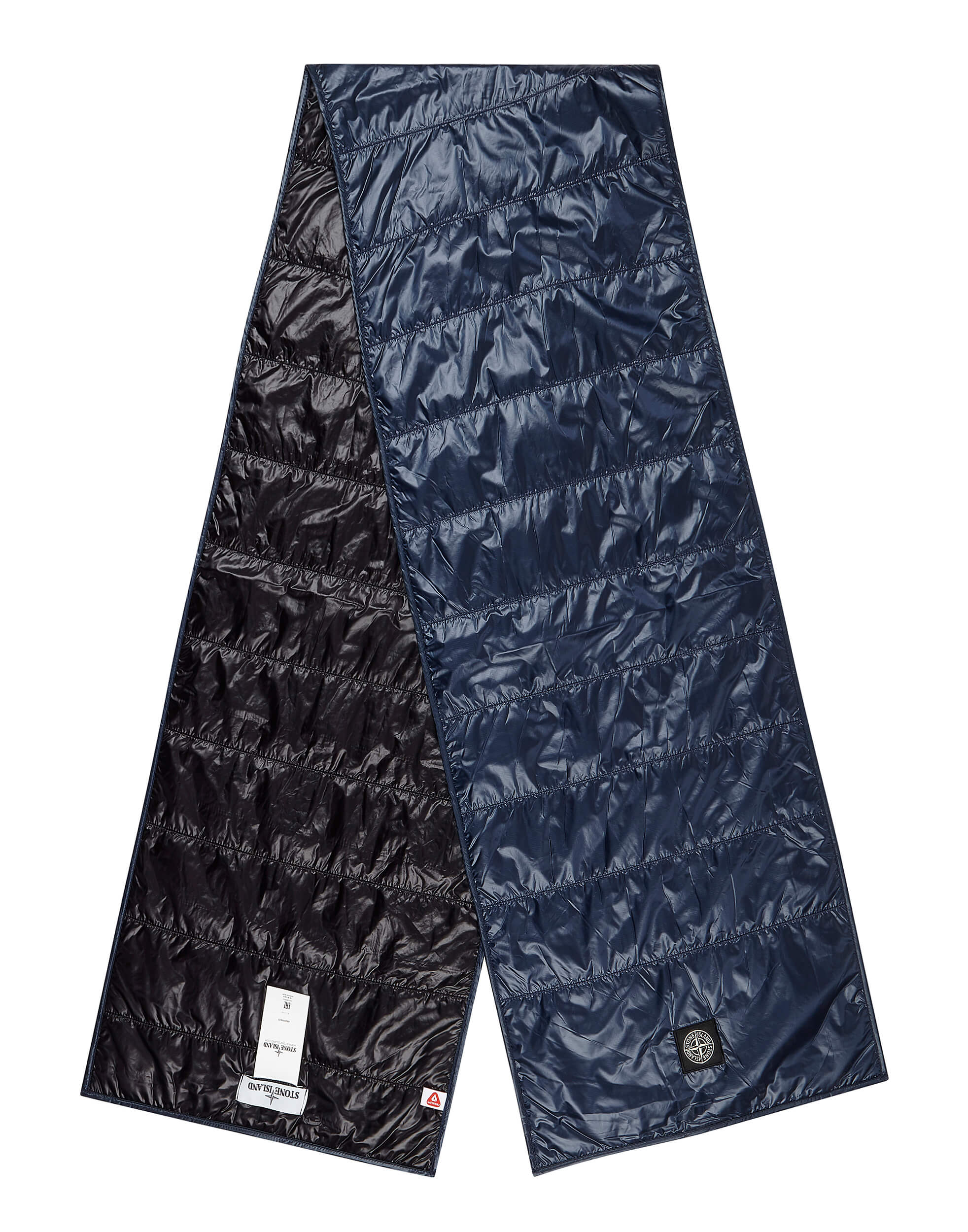 93021 Scarf in Navy Blue