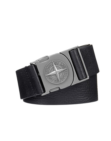 94466 Leather Belt in Black
