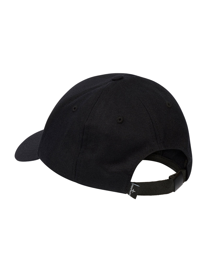 99175 Cap in Black