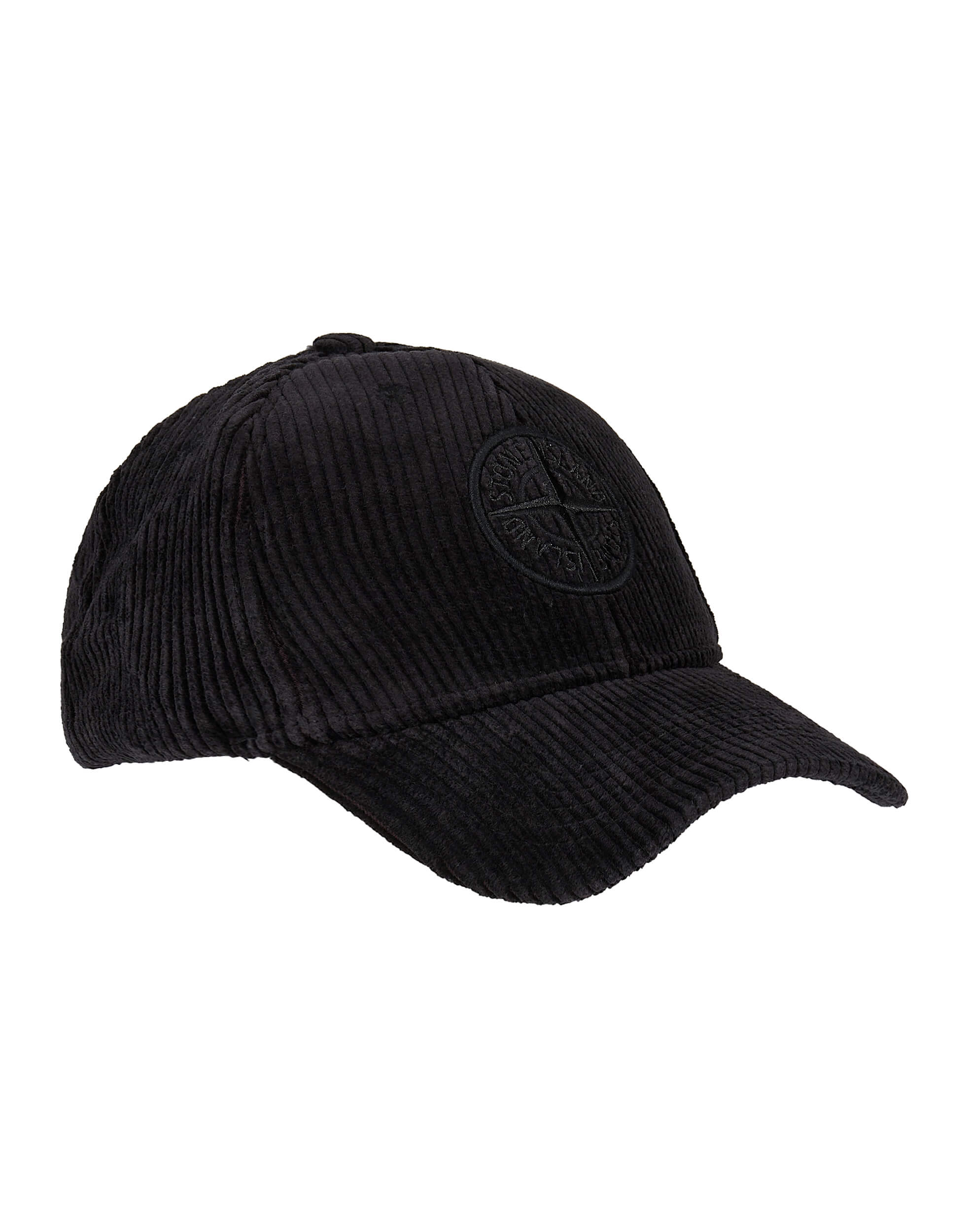 99178 Corduroy Hat in Black
