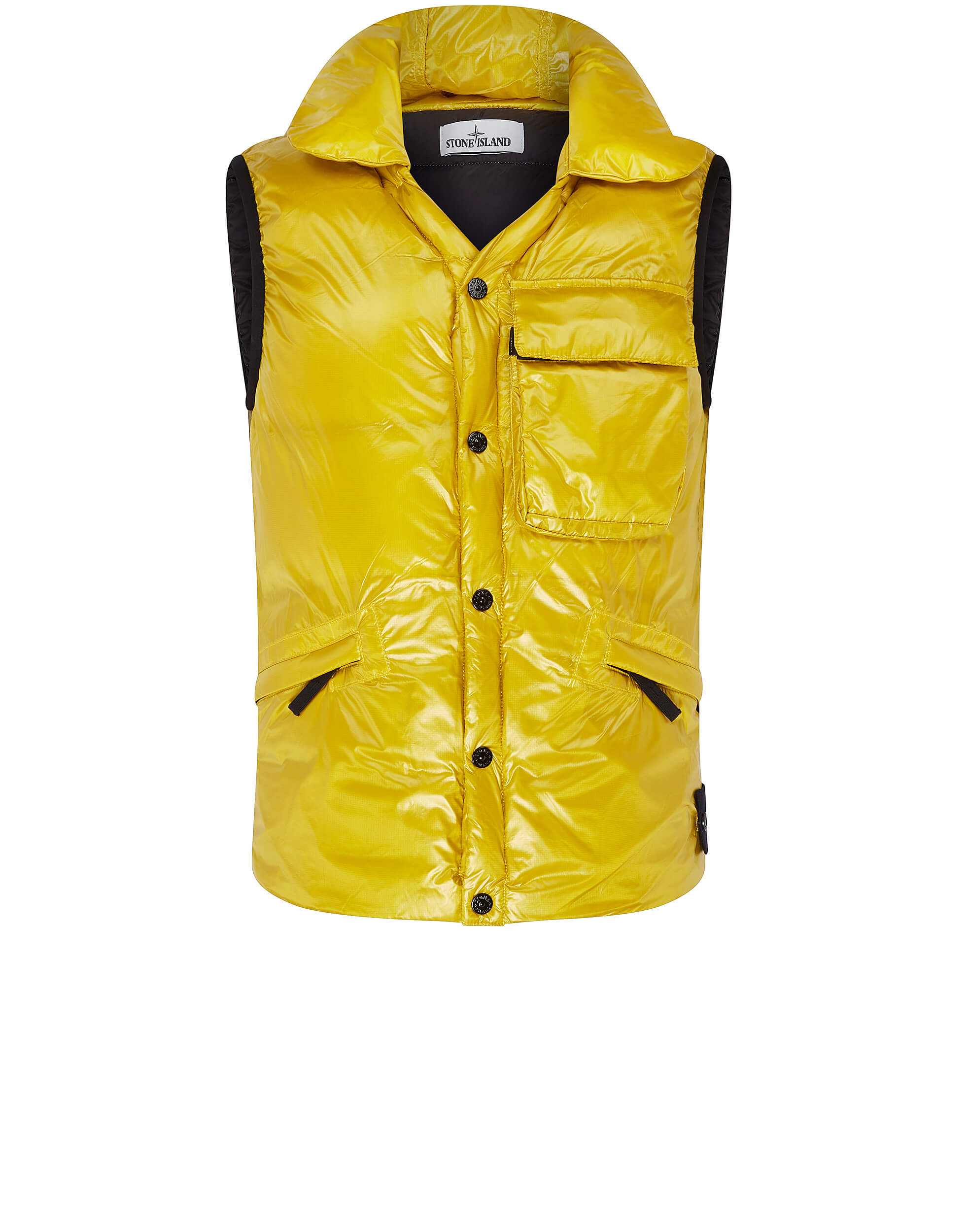 G0321 Pertex Quantum Y With Primaloft Insulation Technology Waistcoat in Mustard