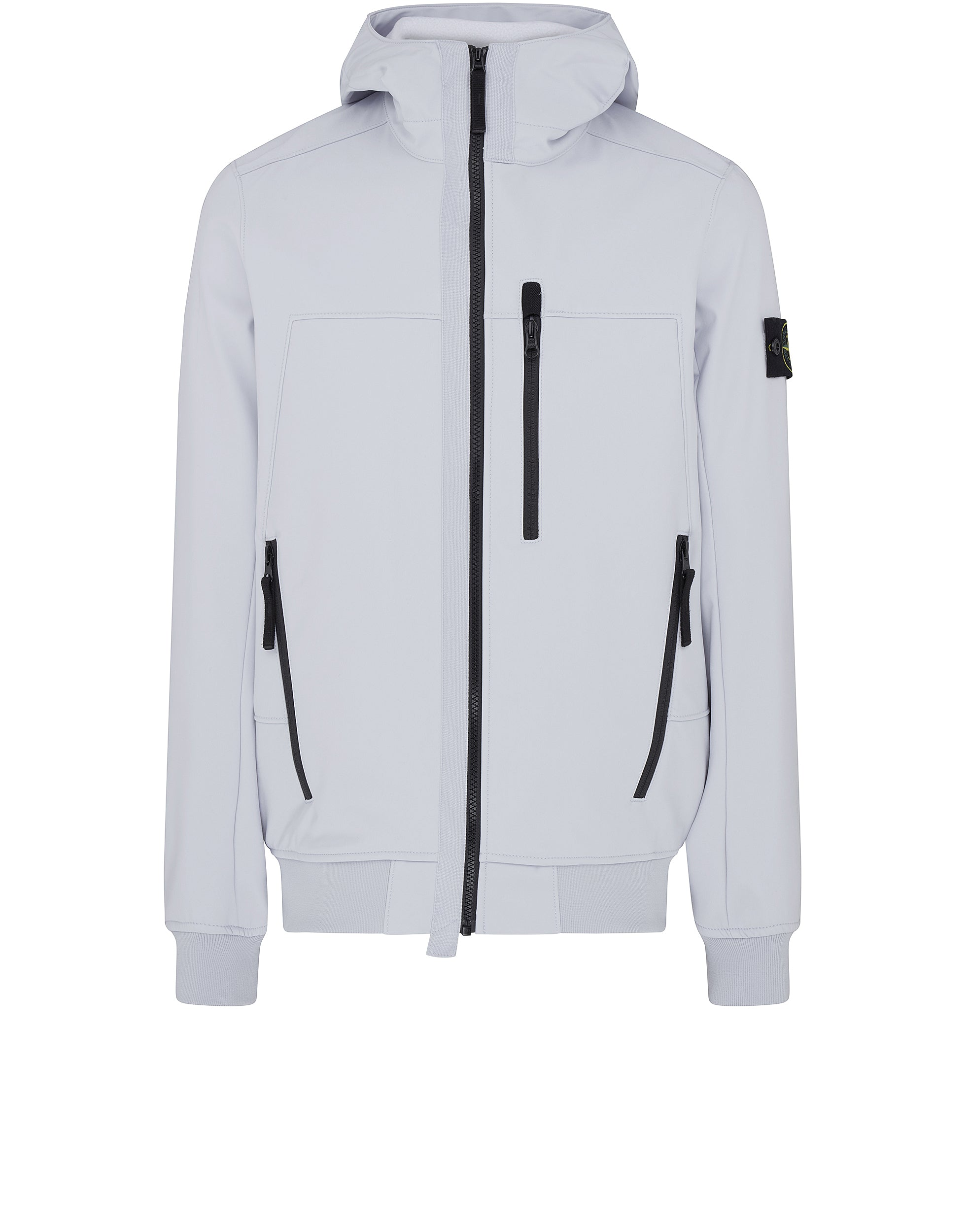 Q0522 SOFT SHELL-R Jacket in Ice