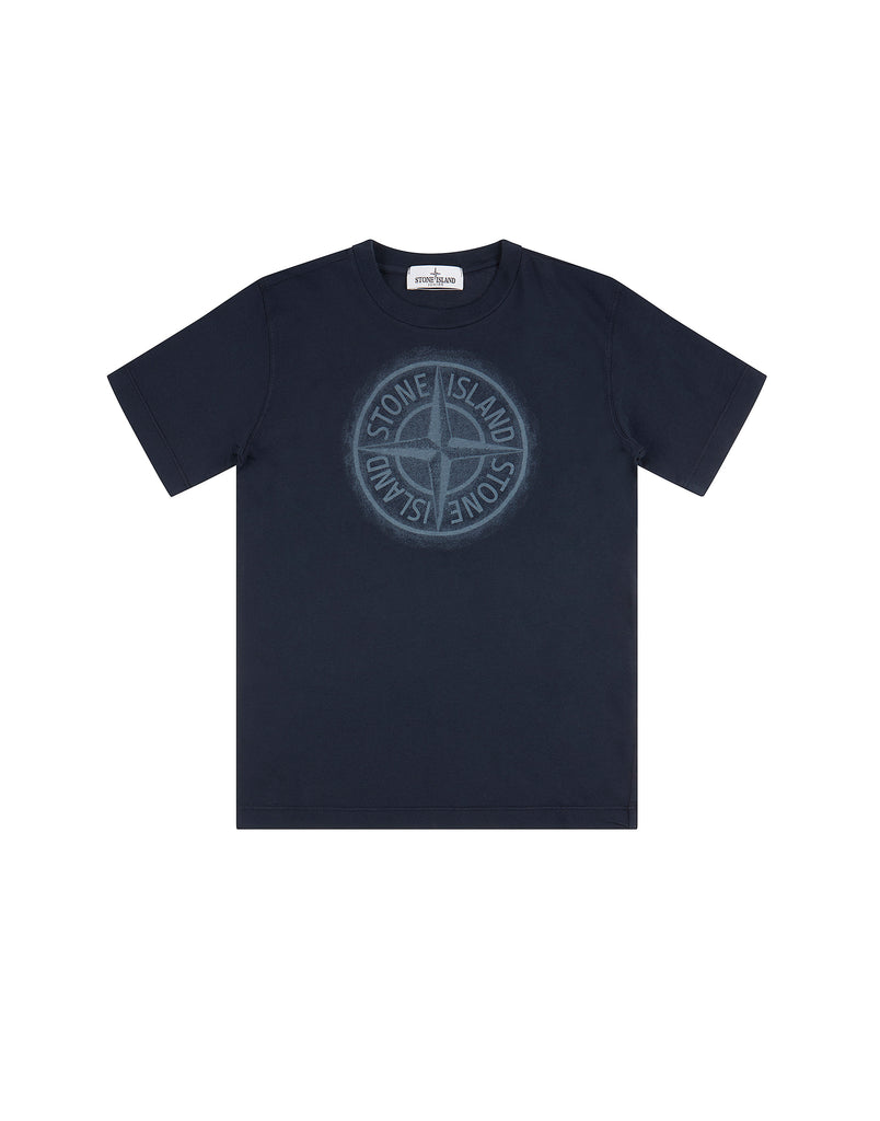 21054 T-Shirt in Navy Blue