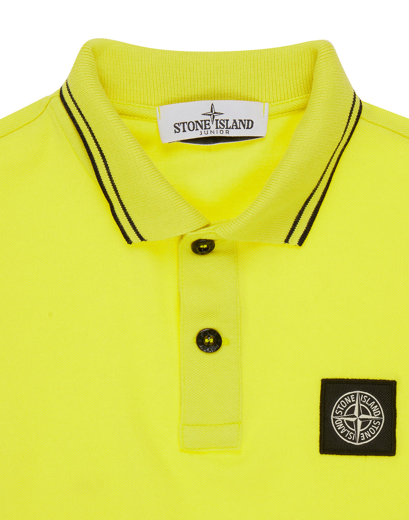 21348 Polo Shirt in Yellow