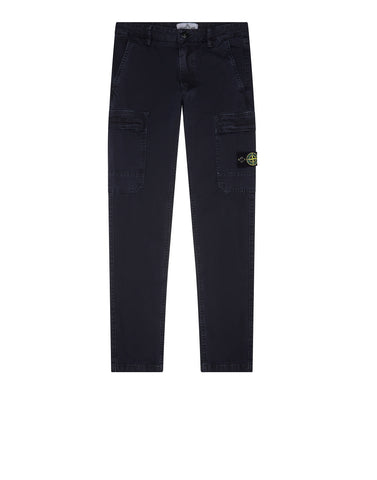 30120 T.CO+OLD Trousers in Navy Blue