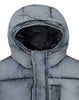 40938 TELA NYLON DOWN WITH DUST COLOUR FROST FINISH Jacket in Black