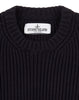 507A4 Ribbed Knit in Navy Blue