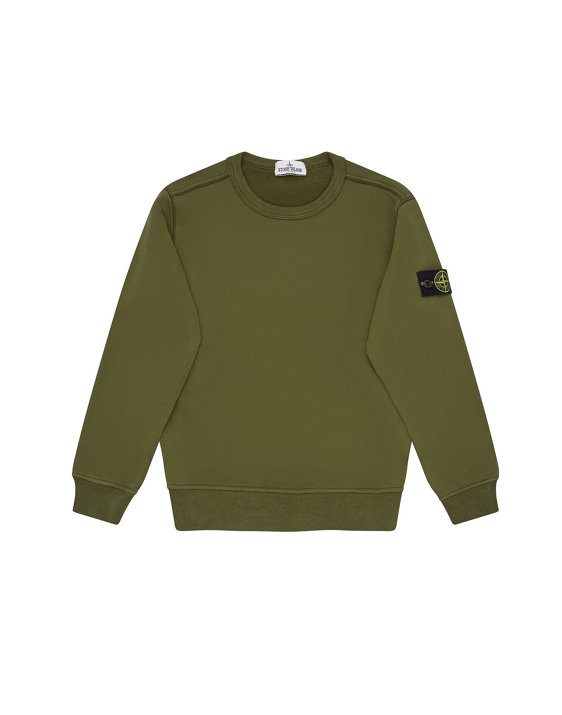 60940 Sweatshirt in Military Green