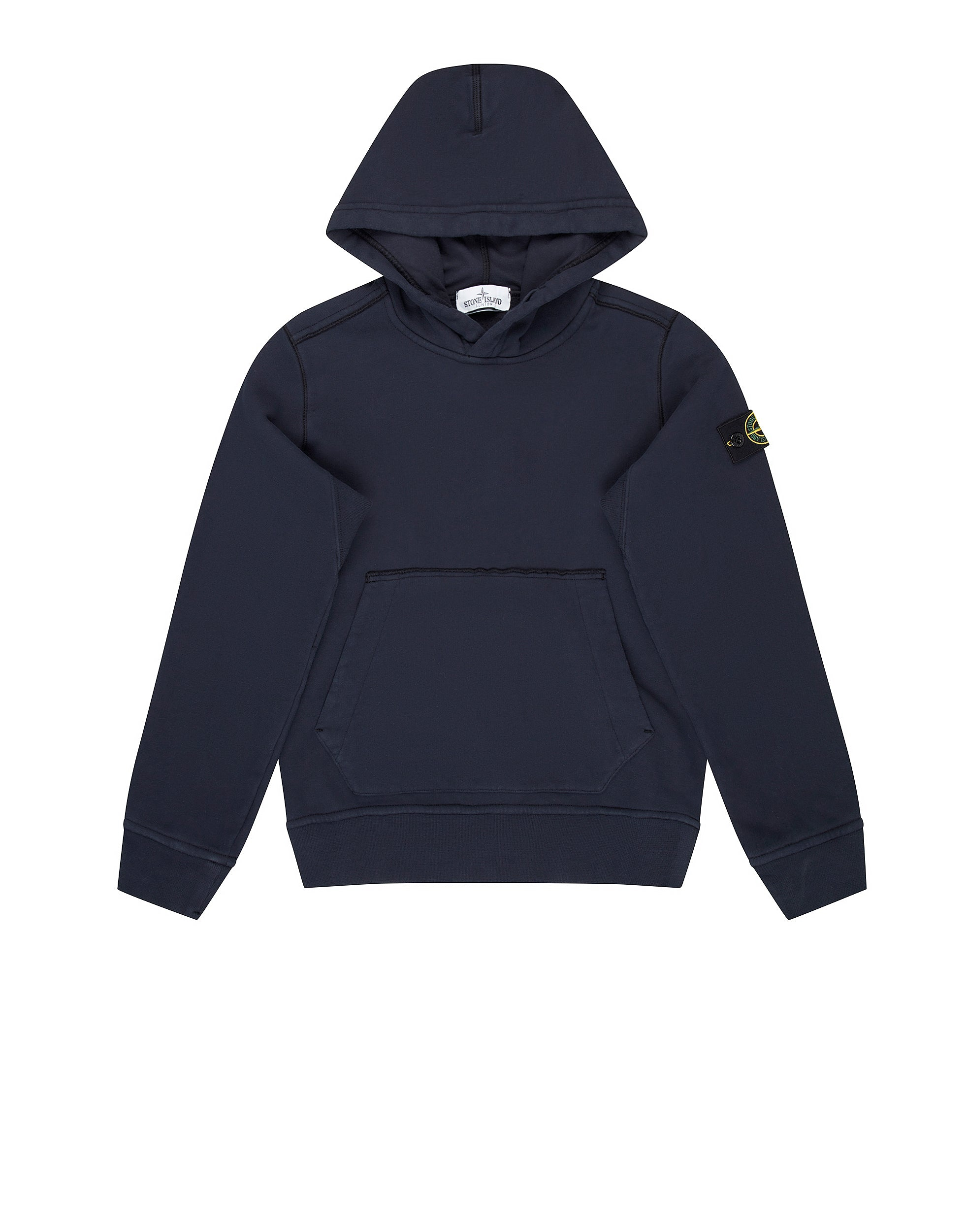 61140 Pullover Sweatshirt in Navy Blue