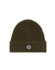N03A6 Beanie in Military Green