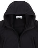 Q0130 SOFT SHELL-R Jacket in Black