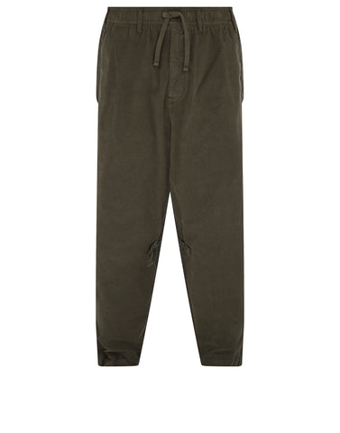30211 ADJUSTABLE PANTS WITH ARTICULATION TUNNELS IN MILITARY GREEN