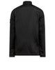 11117 NYLON METAL RIPSTOP Overshirt in Black