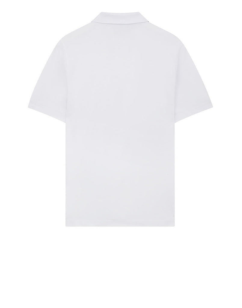 20514 Polo Shirt in  White