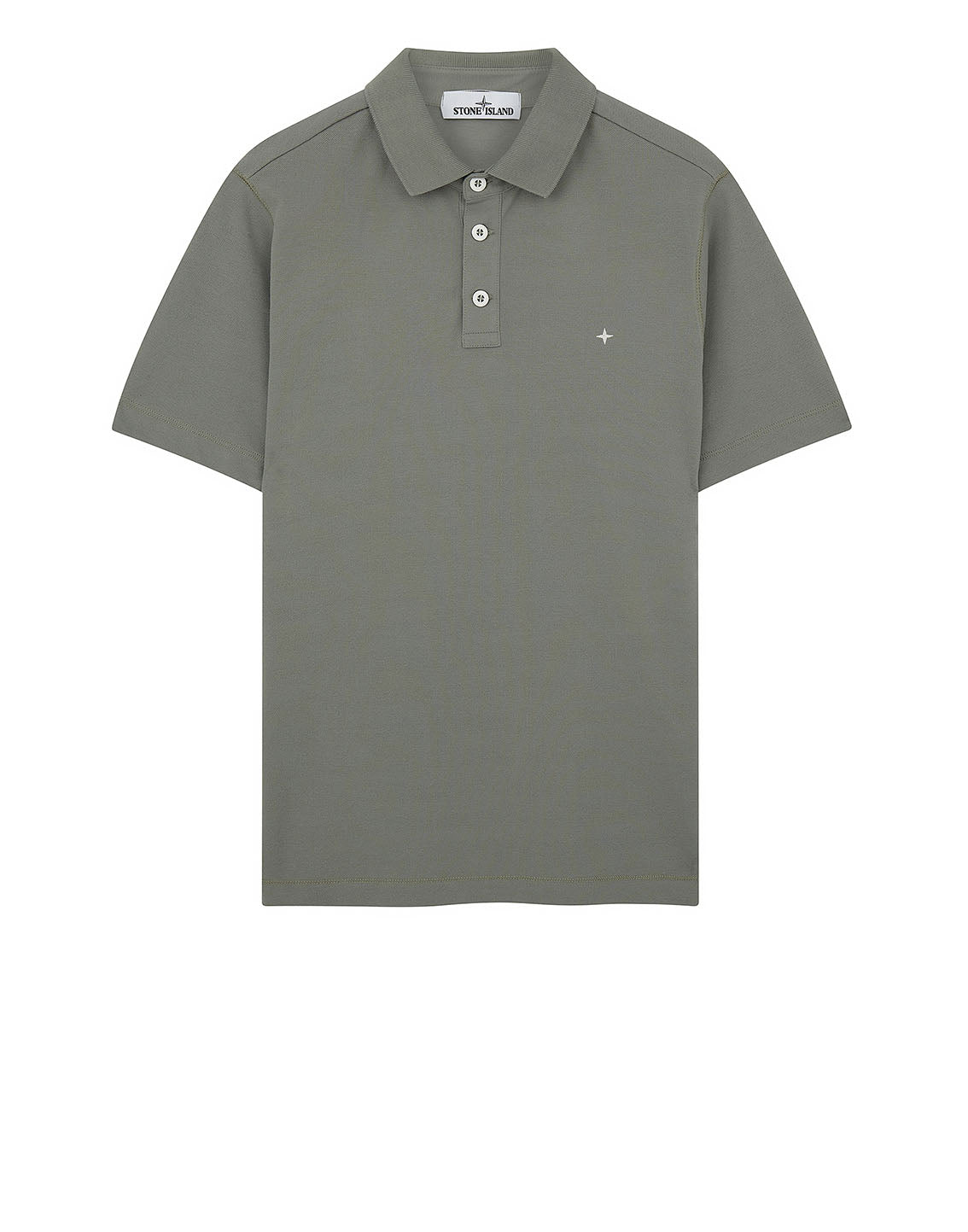 20514 Polo Shirt in Sage