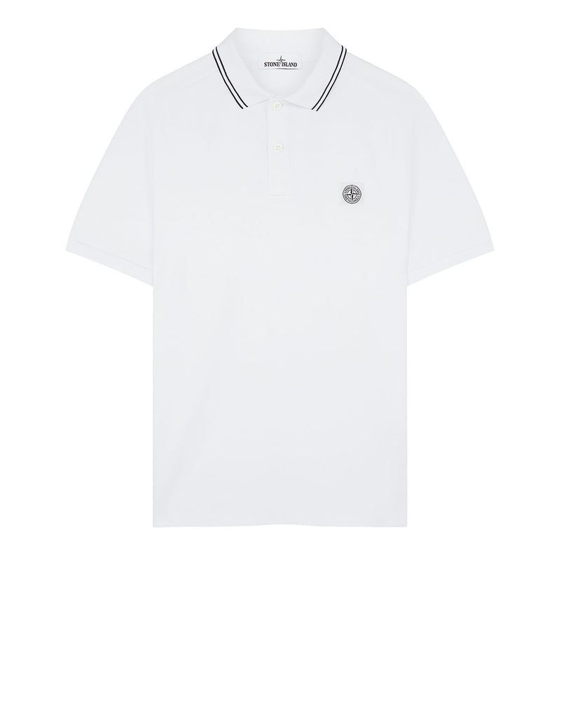 20616 Polo Shirt in White
