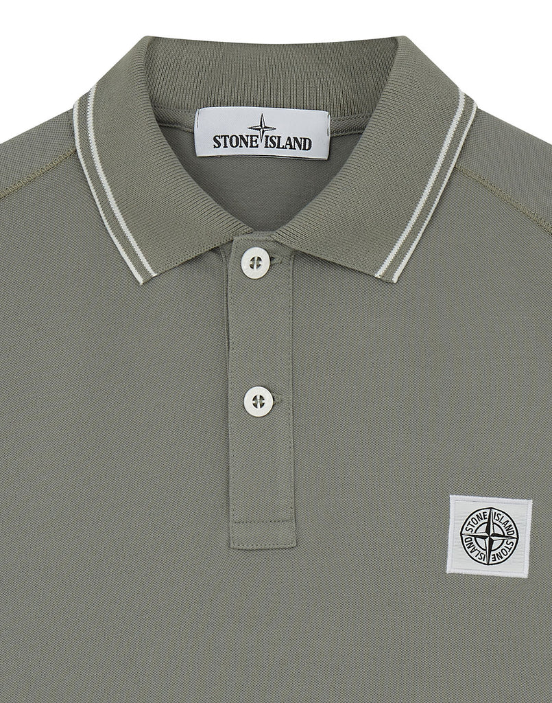 20616 Polo Shirt in Sage