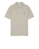 20616 Polo Shirt in Plaster