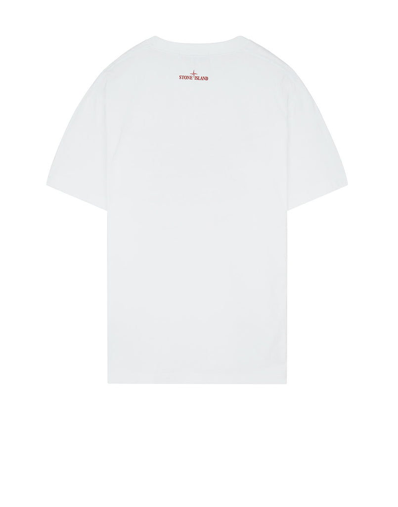 2NS84 GRAPHIC TWO T-Shirt in White