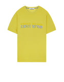 2NS88 GRAPHIC SIX T-Shirt in Yellow