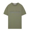 2NS88 GRAPHIC SIX T-Shirt in Sage