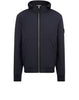 43427 LIGHT SOFT SHELL-R Jacket in Navy Blue