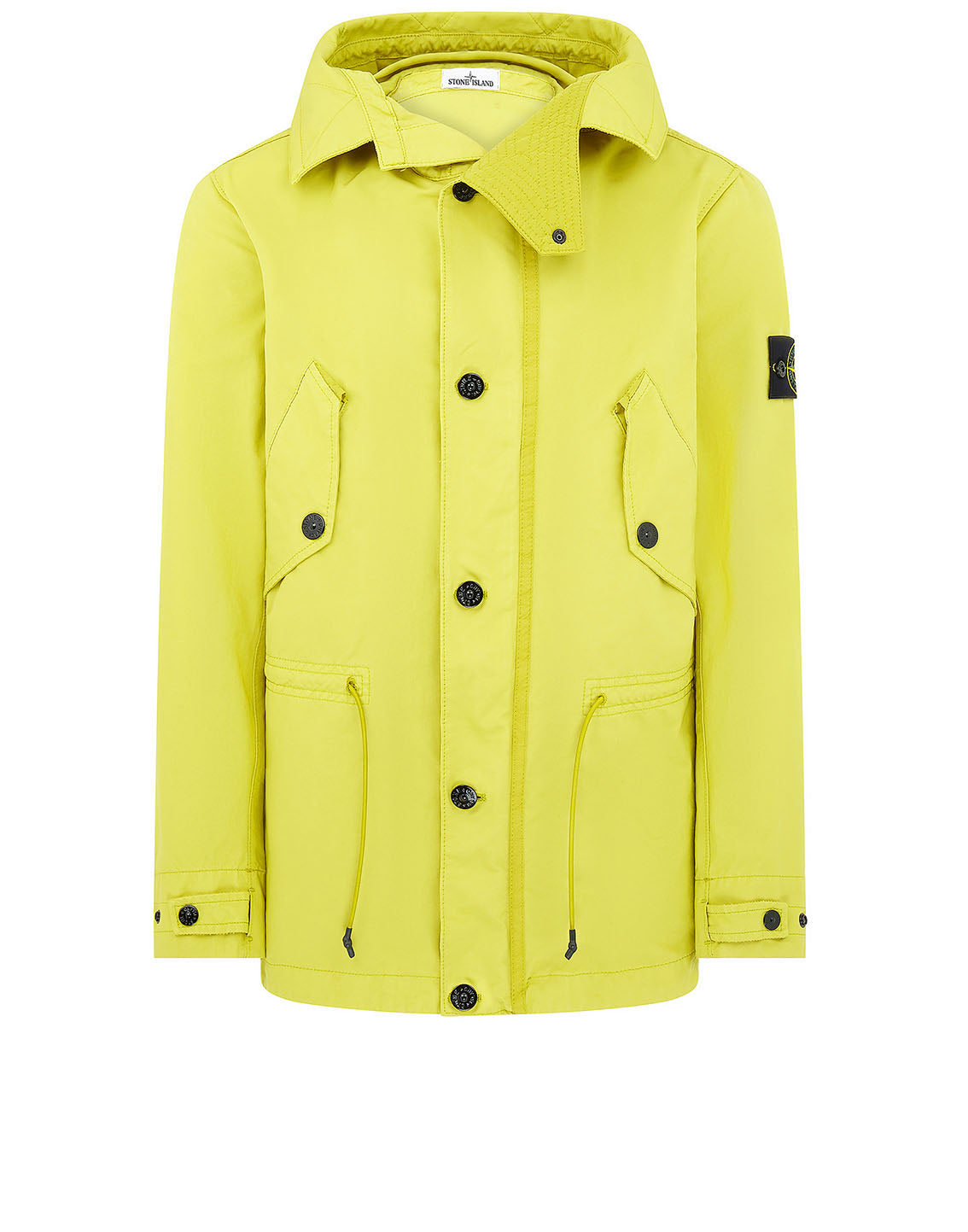 44449 DAVID-TC Jacket in Yellow