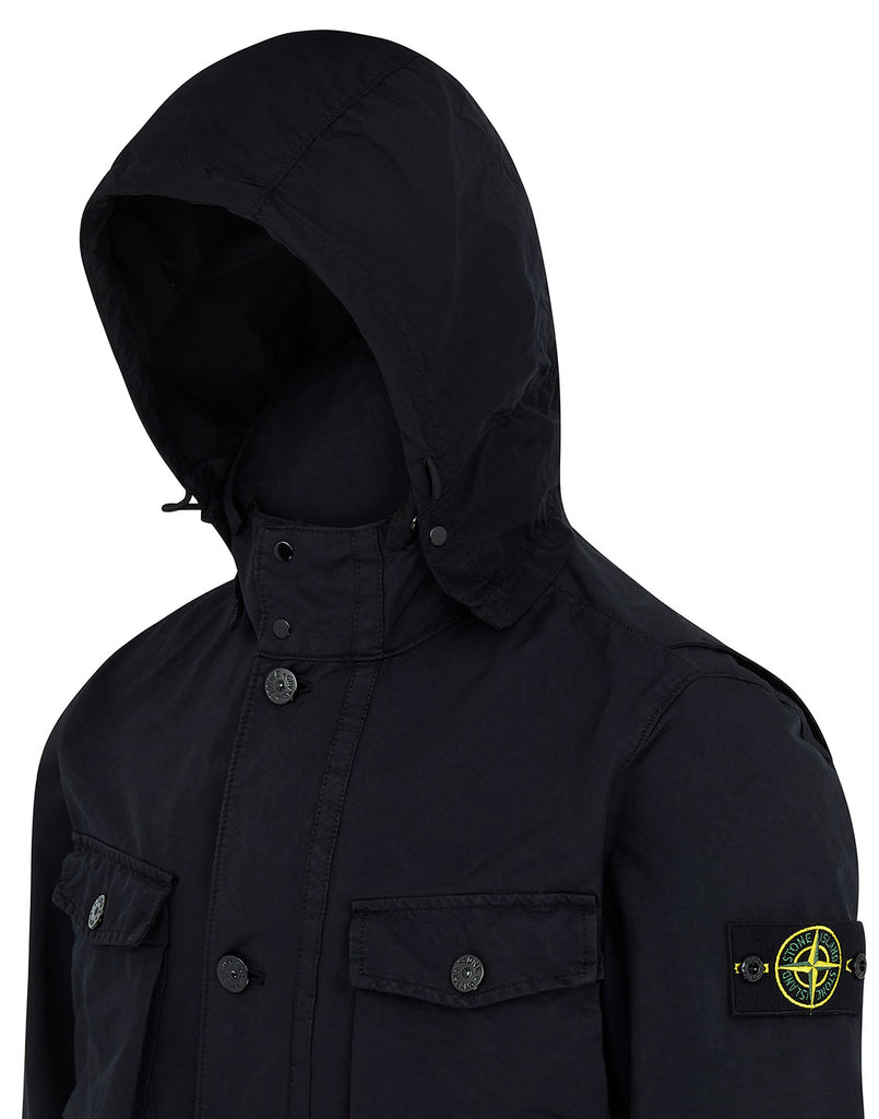 44549 DAVID-TC Jacket in Navy Blue