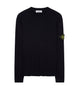 510B2 Crewneck Knit in Navy Blue
