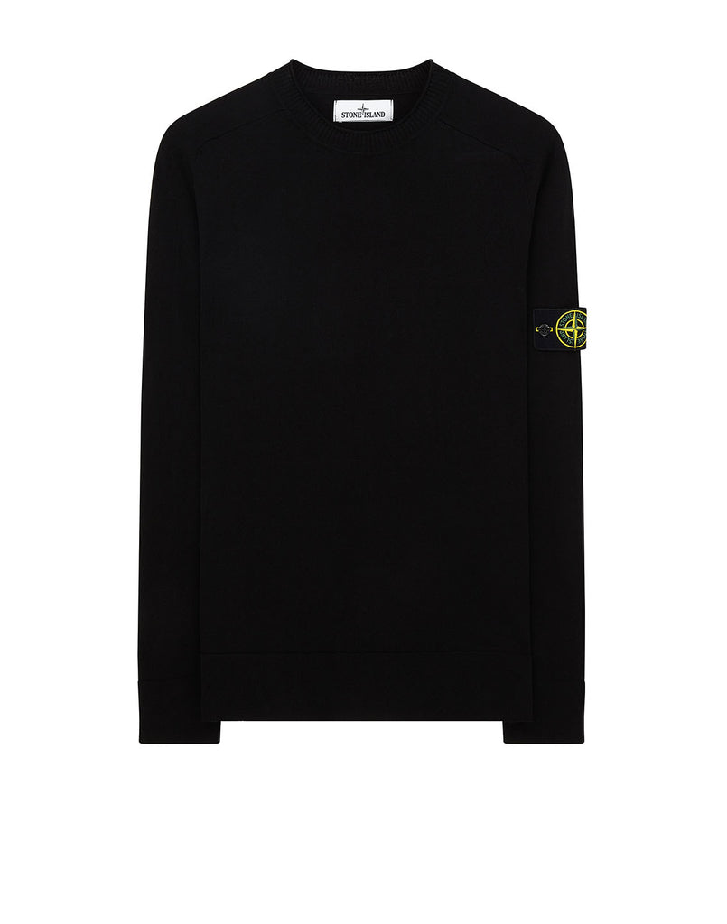 535B9 Lightweight Knit in Black