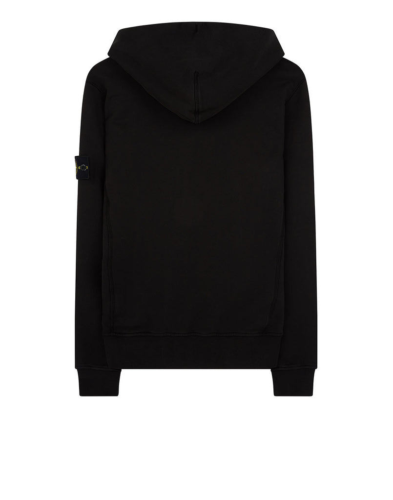 60251 Hooded Sweatshirt in Black