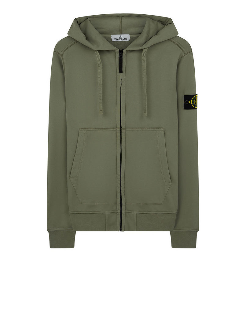 60251 Hooded Sweatshirt in Sage