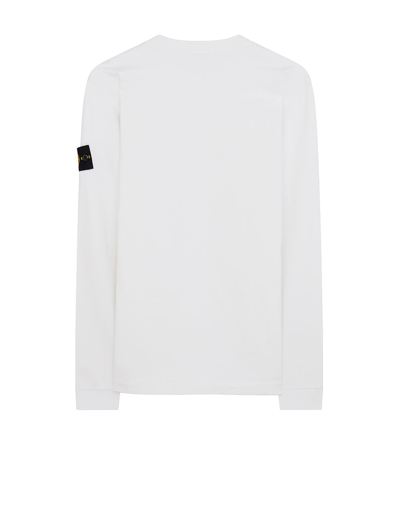 62150 Crewneck Sweatshirt in White