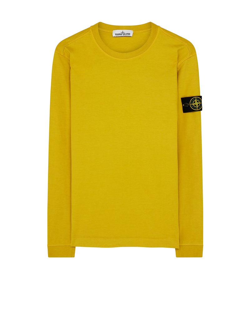 62150 Crewneck Sweatshirt in Yellow