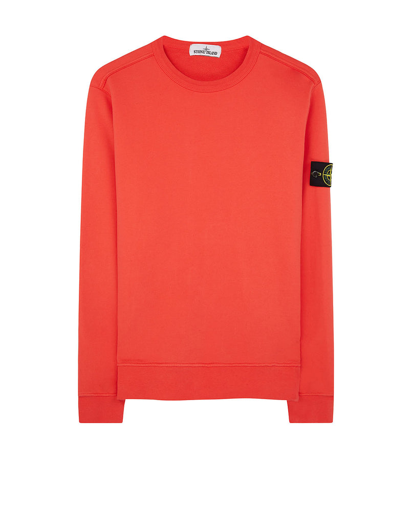 62751 Crewneck Sweatshirt in Coral