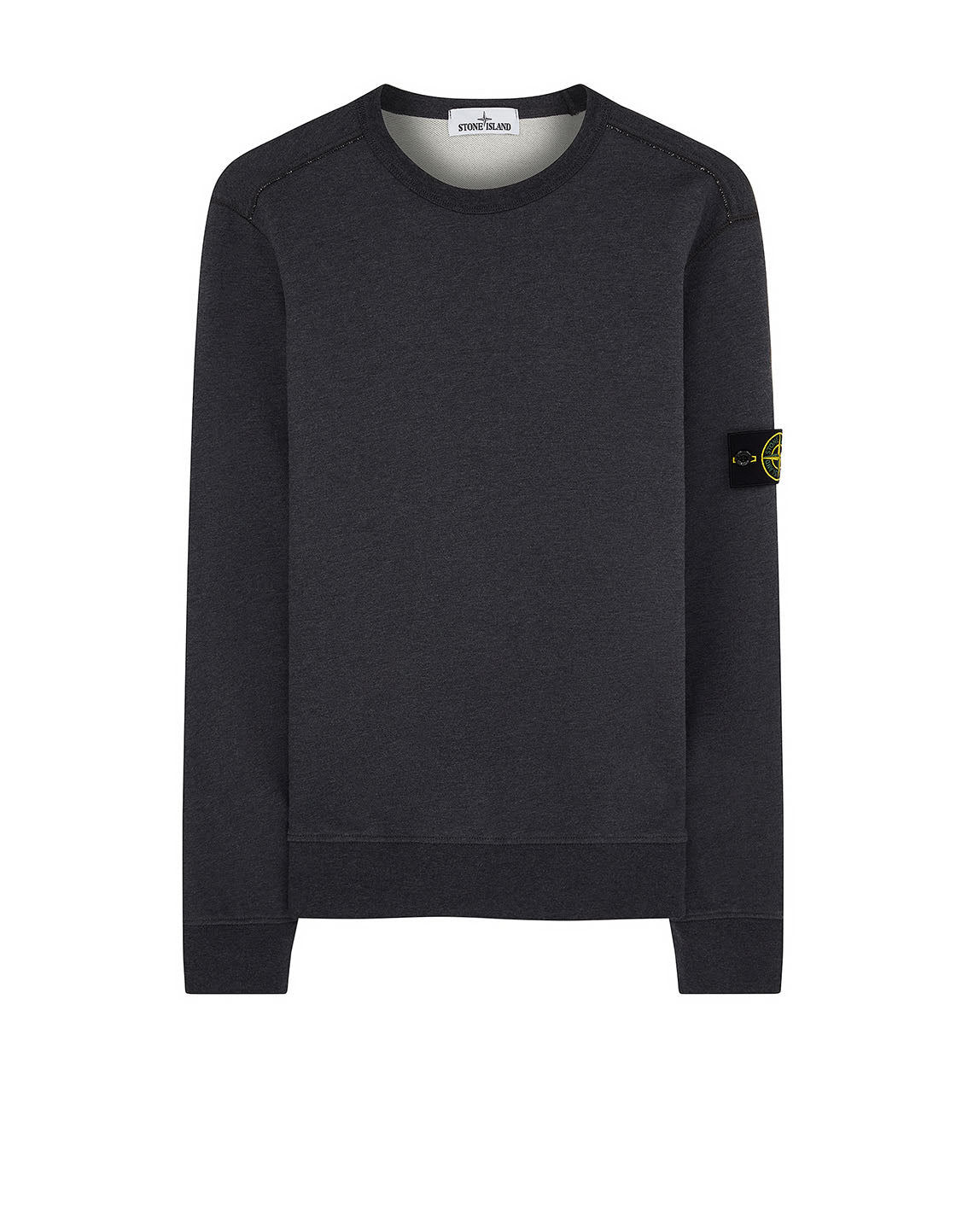 62751 Crewneck Sweatshirt in Dark Grey
