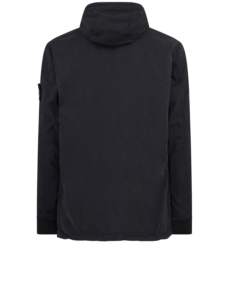 639F2 GHOST PIECE_COTTON NYLON TELA Sweatshirt in Black