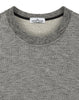 65338 Mouline Sweatshirt in Grey